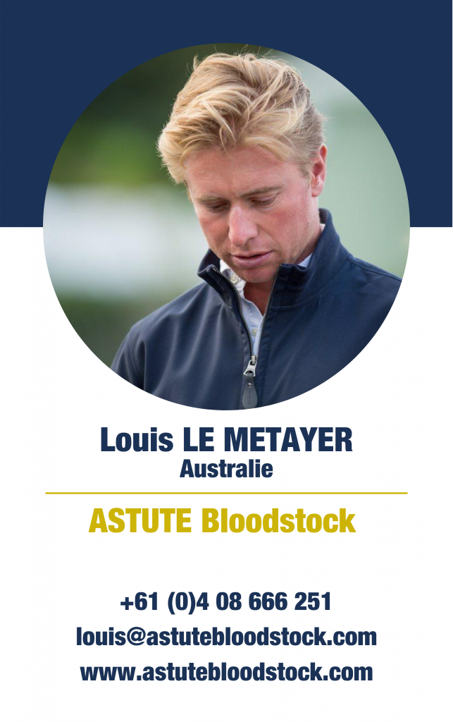 Louis Le Metayer (AUS)